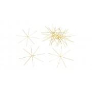 Betzold 10 Draht-Sterne 11 cm oder 13 cm