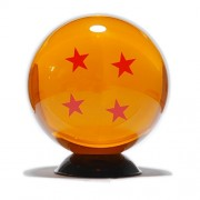 Acrylic Dragon Star Replica Ball Special Edition (4 Stars/ Extra Large / 10 cm)