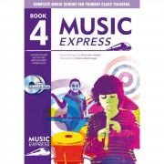 A&C Black Music Express: Year 4 Book, CD/CD-Rom