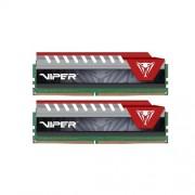 8GB DDR4-2400MHz CL15 Patriot ELITE, kit 2x4GB