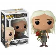 Daenerys Targaryen Funko POP Game Of Thrones Juego De Tronos-Multicolor