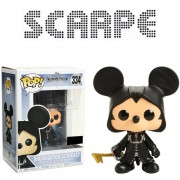 Funko Pop Organization 13 Mickey Mouse Exclusivo Kingdom Hearts