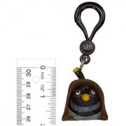 Obi-Wan Kenobi Bird ~1.8 Backpack Clip: Angry Birds Star Wars Hangers Collection (Loose Figure Backpack Clip)