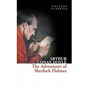 The Adventures of Sherlock Holmes, Paperback/Arthur Conan Doyle