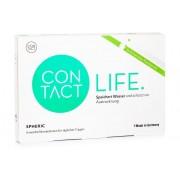 Andere contactlenzen Contact Life Spheric (6 lenzen)