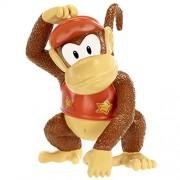 "Nintendo World of Nintendo 3"" Diddy Kong Figure (Series 1-1)"
