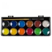 Djeco 12 Classic Colour Palette