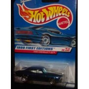 70 Chevy Chevelle Ss Hot Wheels 1999 First Editions Blue 1970 Chevelle Ss 1:64 Scale Collectible Die Cast Metal Toy Car Model #4/26