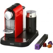 Nespresso xn730540 8 Cups Coffee Maker(Red)