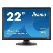 IIYAMA Ecran 22 pouces ProLite E2280WSD-B1
