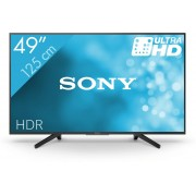 Sony KD-49XF7004 - 4K tv