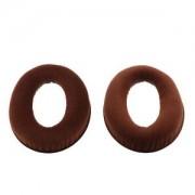 ELECTROPRIME 2pcs Supra-Aural Ear Pads Ear Cushions for Sennheiser HD598 HD518 Headphone