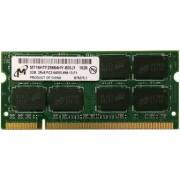 Memorie laptop Micron 2 GB DDR 800 Mhz mt16htf25664hy-800j1