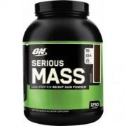 Optimum Nutrition Serious Mass, 2720g. Vanilla