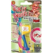 Bulk Buy: Pepperell Braiding Wacky Whirly Straw Kit Str01 (6 Pack)