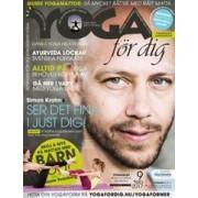 Tidningen Yoga för dig 3 nummer