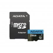 Memoria microSDXC UHS-1 ADATA Premier de 256GB, Clase