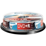 PHI DR4S6B10F/00 - Philips DVD+R 4.7 GB, 16x Speed, Spindel 10