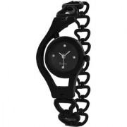 i DIVAS Fashion Watches for Women Glory-Black-Analog-Casual-Watch