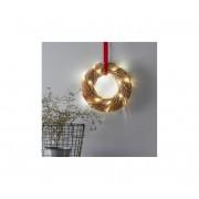 Markslöjd 703561 - Decorațiune de crăciun LED BERTA 34xLED/0,06W/3xAA