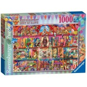 Ravensburger PUZZLE MAGAZIN JUCARII, 1000 PIESE