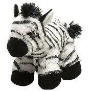 Wild Republic Hug Ems Zebra Plush Toy