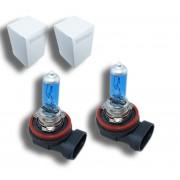 Pack Ampoule H11 Effet Xenon - Super White 5000K