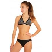LITEX Dívčí plavky kalhotky bokové 57574 134