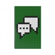 Prozis Notebook Pixit - Chat