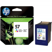HP Original Tintenpatrone C6657AE (No.57), color