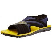 Puma Men's Faas Slide Black Mesh Athletic & Outdoor Sandals - 7 UK/India (40.5 EU)