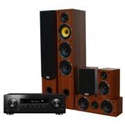 Pioneer Kino domowe VSX534DB + TAGA TAV506 Orzech