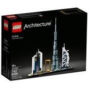 Lego Architecture - Dubai