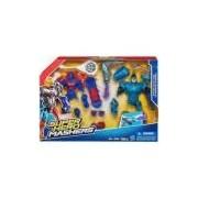 Marvel Super Hero Mashers - Pack Duplo - Homem Aranha Vs Rhino - Hasbro
