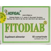 Hofigal Fitodiab (60 Comprimate)