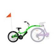 Bicicleta Co-Pilot Verde Weeride