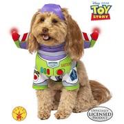 Rubie's Disney: Toy Story Pet Disfraz, Buzz Lightyear, Buzz Lightyear, Mediano