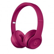 Casti audio cu banda Beats Solo 3 by Dr. Dre, Wireless, neighborhood collection, Brick red