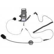 Sena SMH10 Helmet Clamp Kit - For Earbuds with Attachable Boom Micr...