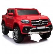 Coche Infantil Mercedes Pick UP Rojo - Injusa