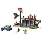 LEGO® Hidden Side ™ 70422 Atac de suport pentru creveți