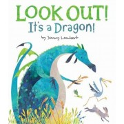 Look Out! It's a Dragon!, Hardcover