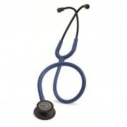 Fonendoscopio 3M™ Littmann® Classic III acabado negro - Azul marino