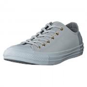 Converse Chuck Taylor All Star Pure Platinum/wolf Grey, Shoes, grå, EU 37,5