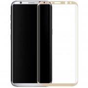 Mica Curva De Cristal Templado Para Samsung Galaxy S8 Dureza 9H 0.3mm 2.5D- Multicolor