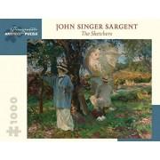 John Singer Sargent the Sketchers 1000-Piece Jigsaw Puzzle