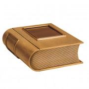 Bronzen Boek Urn (3.5 liter)