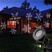 Projektorlampa utomhus för husvägg / Fasadbelysning
