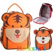 Чанта за обяд тигър