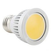 Лампа луничка с 5W разтлан диод 220V E27 - бяло